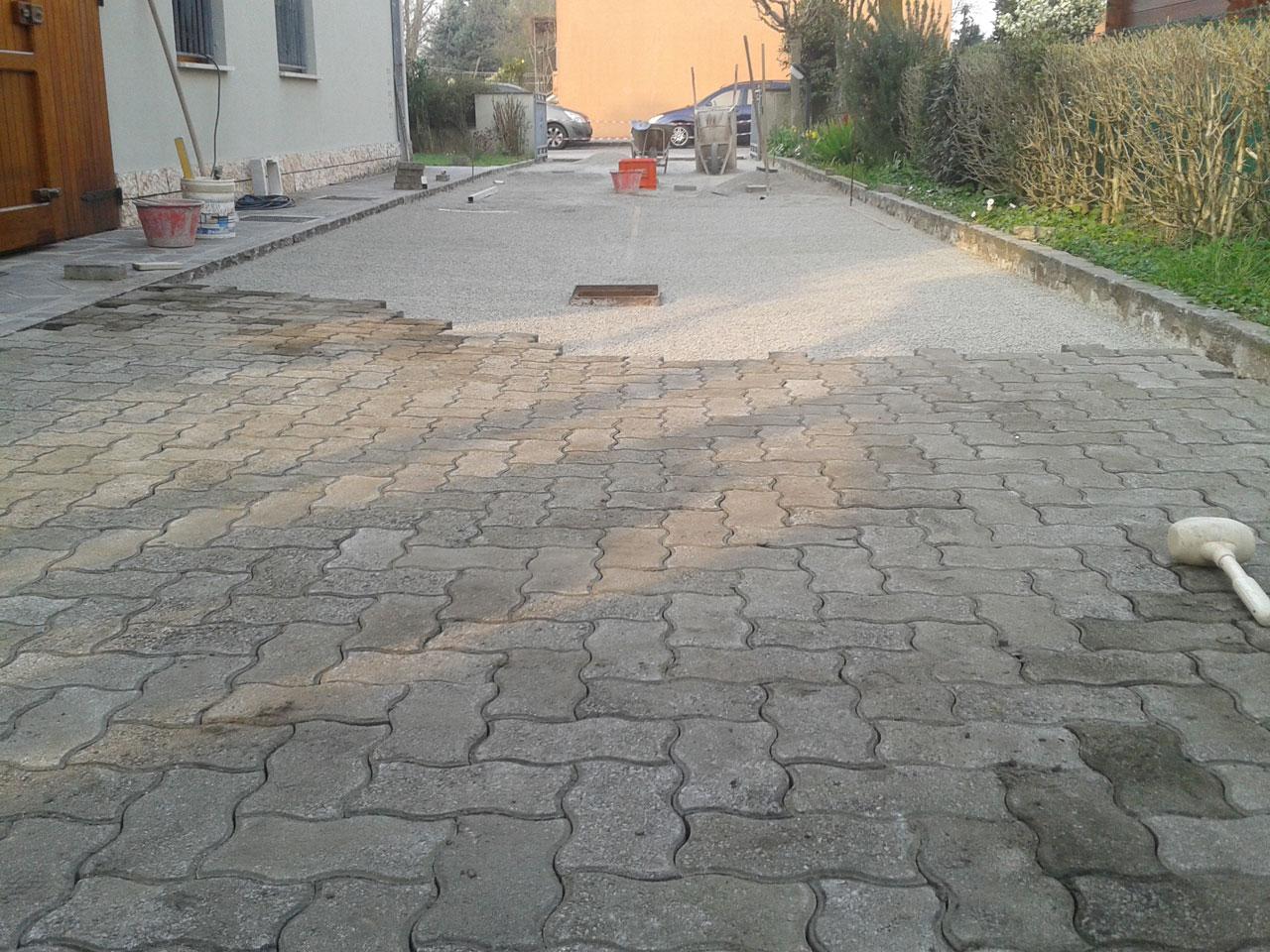 Castaldo pavimentazioni esterne castaldo pavimentazioni - Prezzo posa autobloccanti per esterno ...