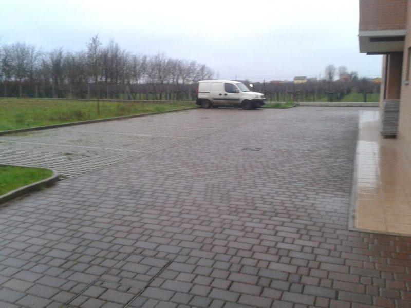 Castaldo pavimentazioni esterne Soliera